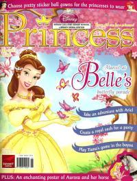 Disney Princerss July 2013 Volume 10 Number 7