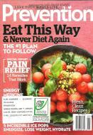 Prevention July 2013 Volume 65 Number 7 (2)
